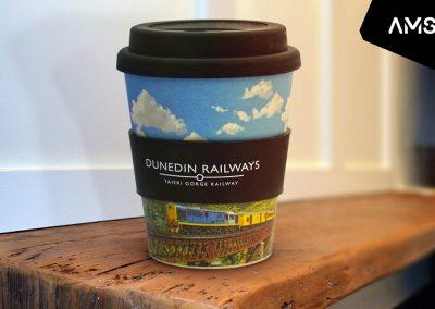 Dunedin Railways Bamboo Cup