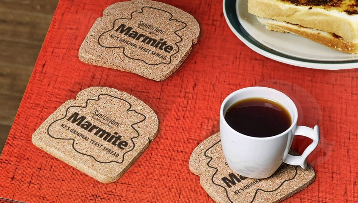 Marmite Coaster