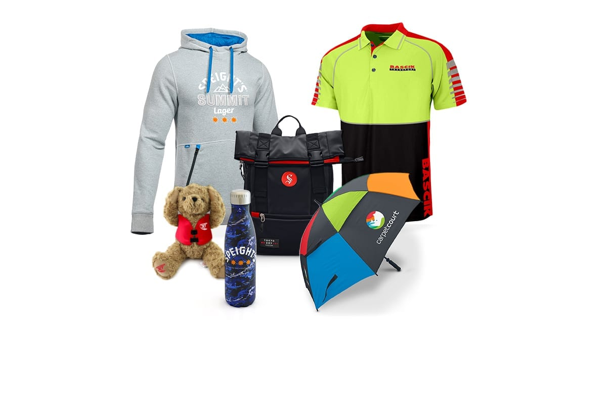 PROMOTIONAL APPAREL & Promottional products NZ