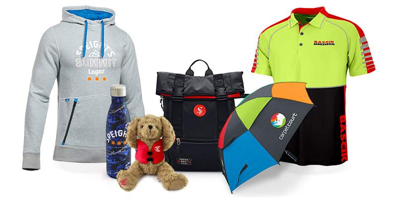 Promotional Apparel & Branded Merchandise Company